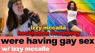 Izzy McCalla is Canceled for her Threesome   Lesbian & Queer Dating   We're Having Gay Sex Podcast
