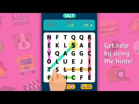 Word Search Hidden Words Apps On Google Play