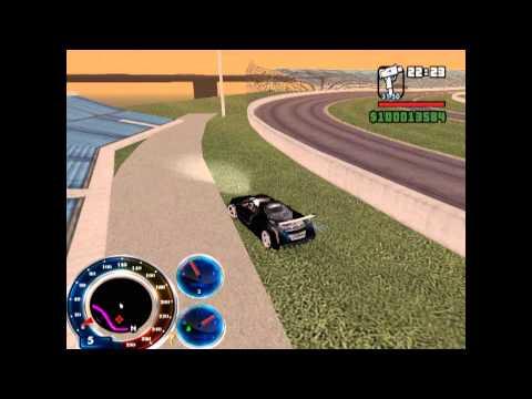 GTA SAN รถแรงที่สุดในโลก