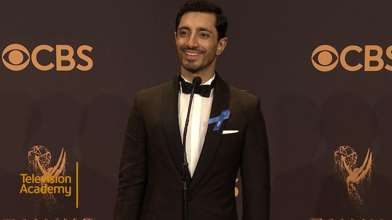 Риз Ахмед становится первым мусульманским актером, получившим Эмми