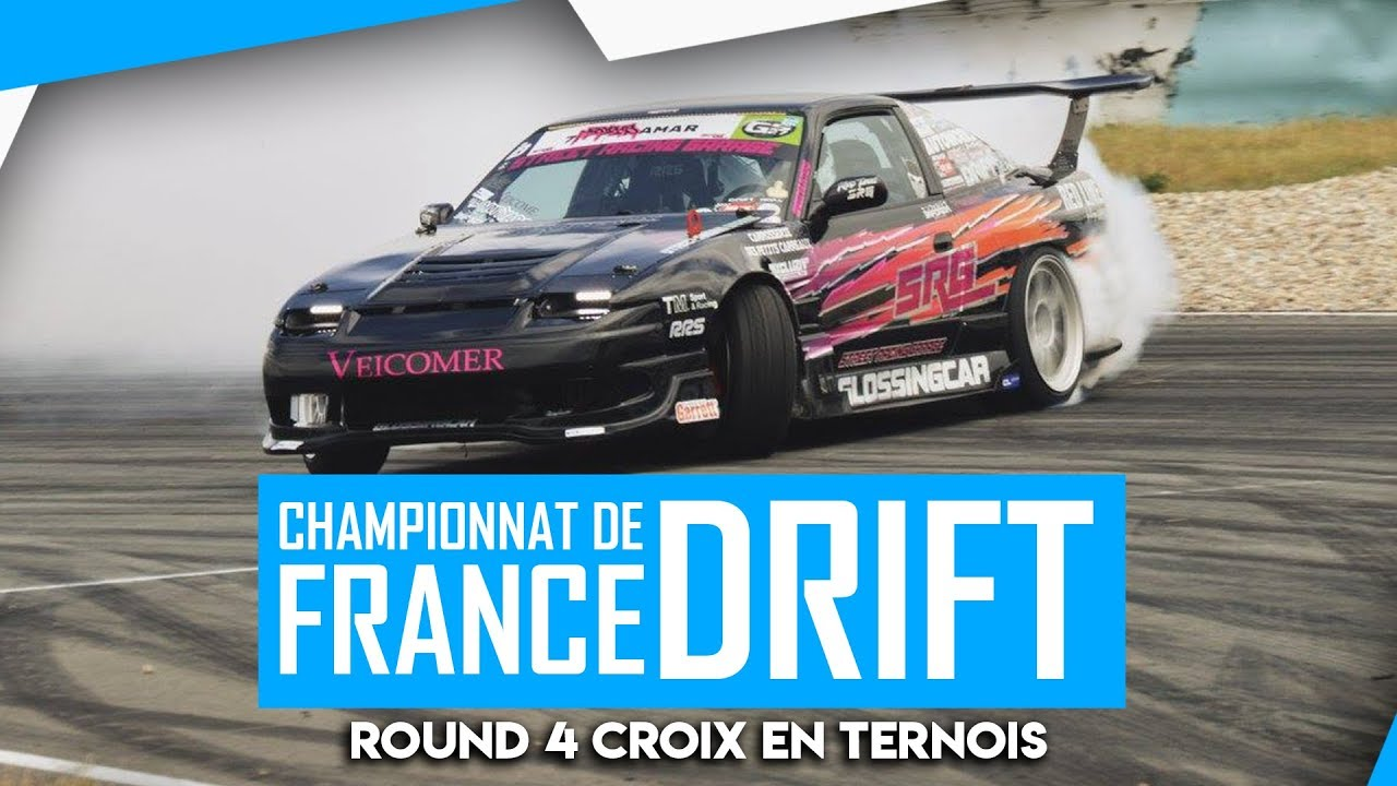 french drift championship cfd 2017 round 4 croix en ternois youtube. Black Bedroom Furniture Sets. Home Design Ideas