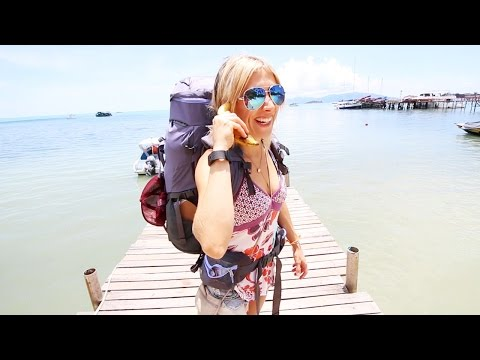 Travel Thailand vlog day 2 - Ko Pha Ngan
