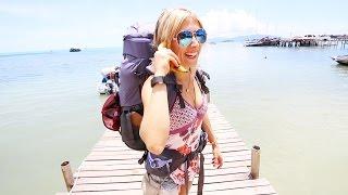 Travel Thailand vlog day 2 - Ko Pha Ngan