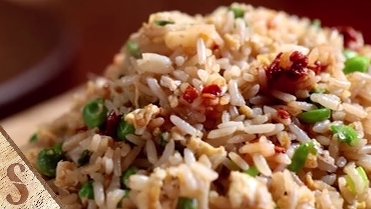 Simple perfect egg fried rice slice youtube simple perfect egg fried rice slice ccuart Gallery