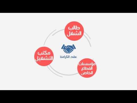 """600 د لكل عاطل عن العمل فتح باب التّرشح للإنتفاع ببرنامج  """"عقد الكرامة"""""""