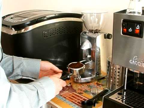 Gaggia Classic Ascaso I Mini YouTube