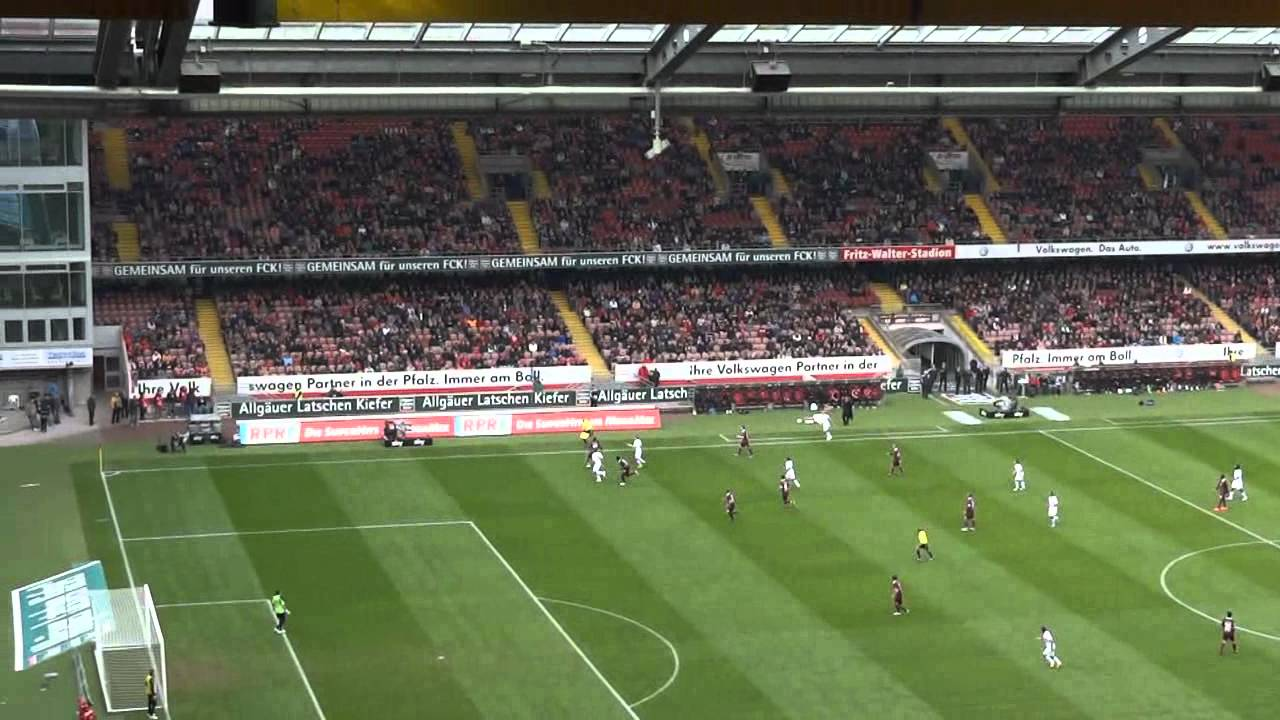 Kaiserslautern Hoffenheim