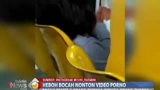 Download Video Astaga!! Bocah 5 Tahun Terekam Sedang Nonton Video Porno di Samsat Kebon Nanas - BIP 15/03 MP3 3GP MP4
