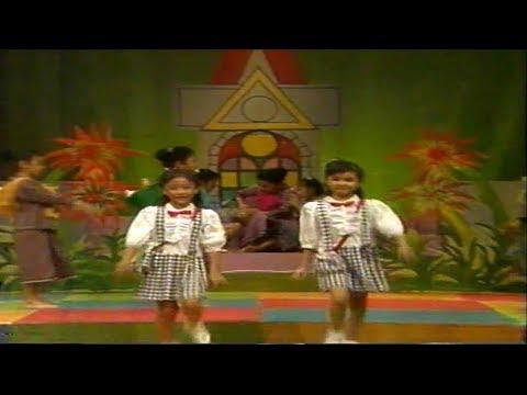 Errin & Karlina - Mbok Jamu (Panggung Hiburan Anak Anak Music Video & Clear Sound)