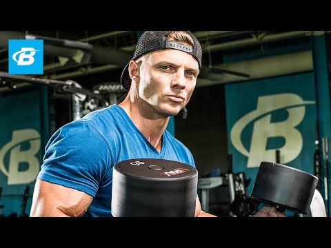Steve Cook's Strength-Building Chest & Back Workout
