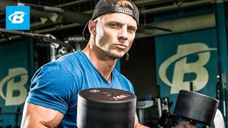 Steve Cook's Strength-Building Chest And Back Workout