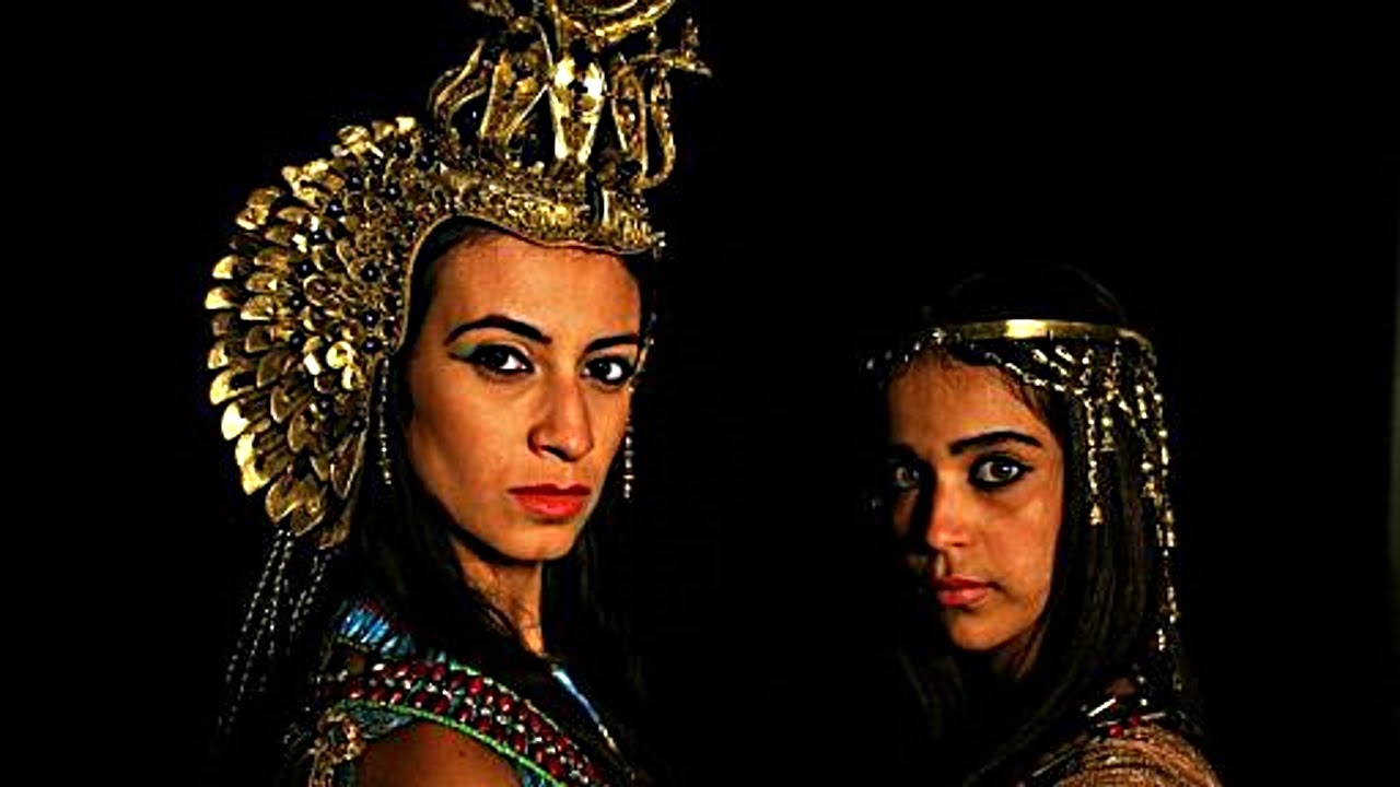 H D Picture Of Queen Cleopatra: Kleopatras Schwarze Schwestern