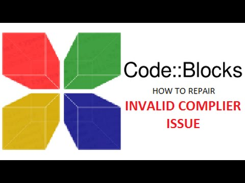 CODE:BLOCKS ERROR - INVALID COMPLIER ISSUE - HOW TO REPAIR?