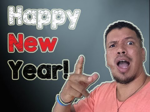 Happy NEW YEAR - Check out this post in ENGLISH