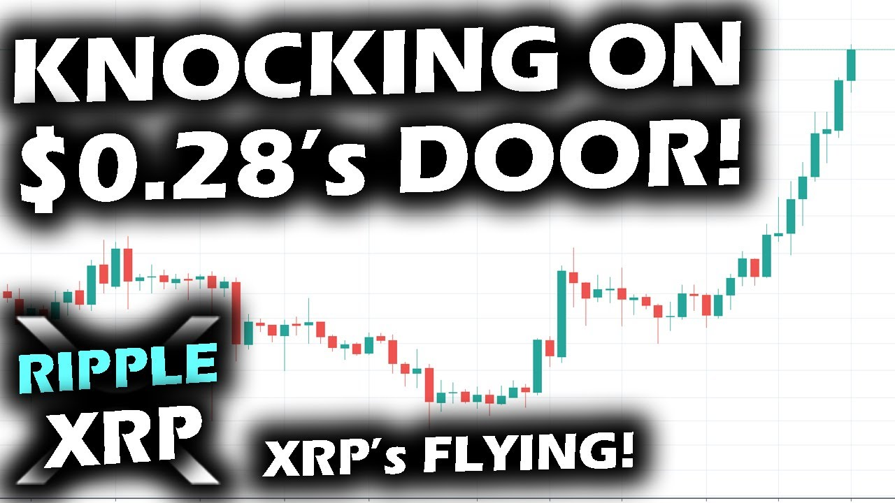 XRP IS SURGING TOWARDS $0.28 as the Ripple XRP Price Chart Follows the Plan!
