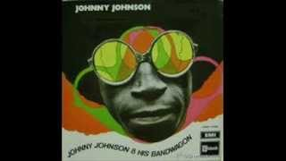 JOHNNY JOHNSON - BREAKING DOWN THE WALLS OF HEARTACHE - MUSIC TO MY HEART