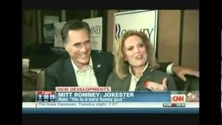 Mitt Romney: I Love Humor!