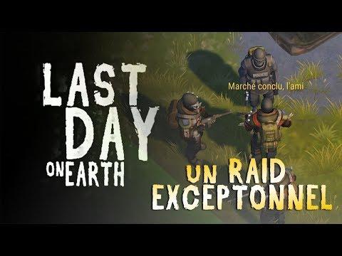 LAST DAY ON EARTH - Un Raid Exceptionnel !