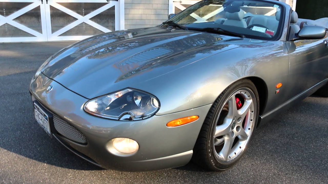 2005 Jaguar XKR Convertible For Sale