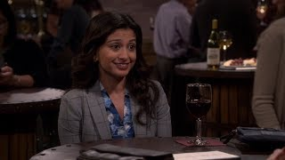 The Big Bang Theory - Raj and Stuart fight over Bernadette's co-worker Ruchi