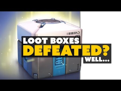ESRB Defeats Loot Boxes? Uh, Well... - Game News