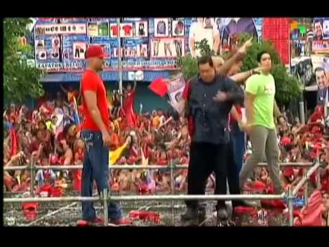 2nd anniversary of the passing away of Hugo Chavez