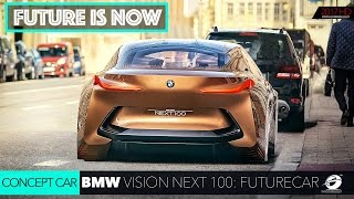 BMW Vision Next 100 - INTERIOR + EXTERIOR + DRIVE