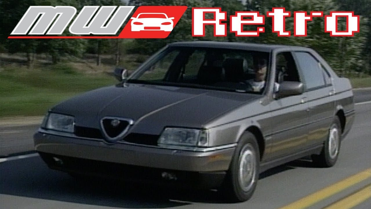 1994 Alfa Romeo 164 Ls Retro Review