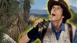 Dino Aventuras de Andy, Aventura de Dinosaurios Cbeebies, Dino Aventuras de Andy en español