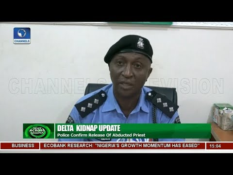 Police Confirm Release Of Abducted Priest In Delta |News Across Nigeria|