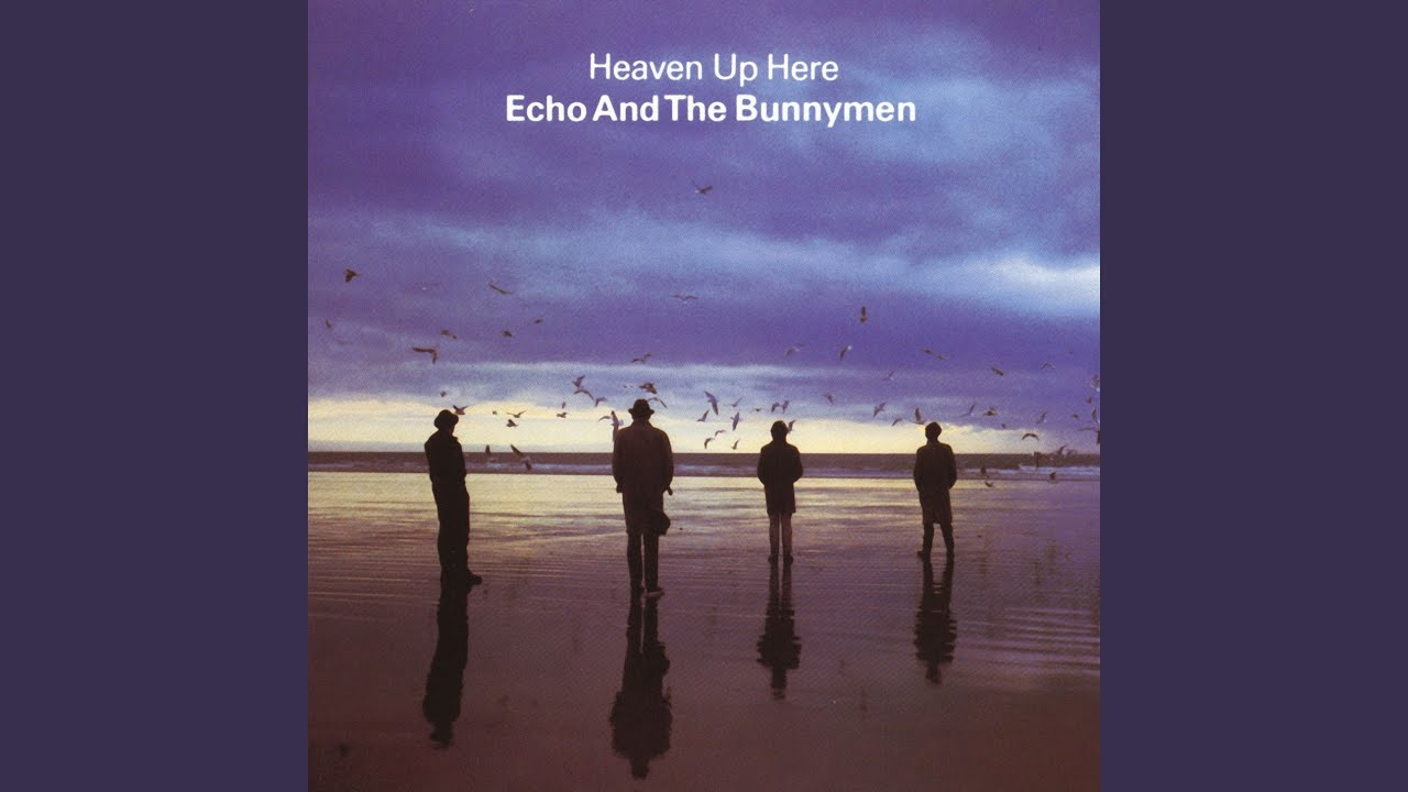 Echo & The Bunnymen - Over The Wall (80s)|The man at the back has a question| Music Video