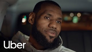 Uber | Rolling With The Champion (Feat. LeBron James and Kevin Durant)