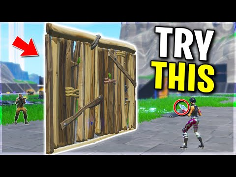 This Is The ONLY Way To Build Without Turbo Building.. YIKES Epic