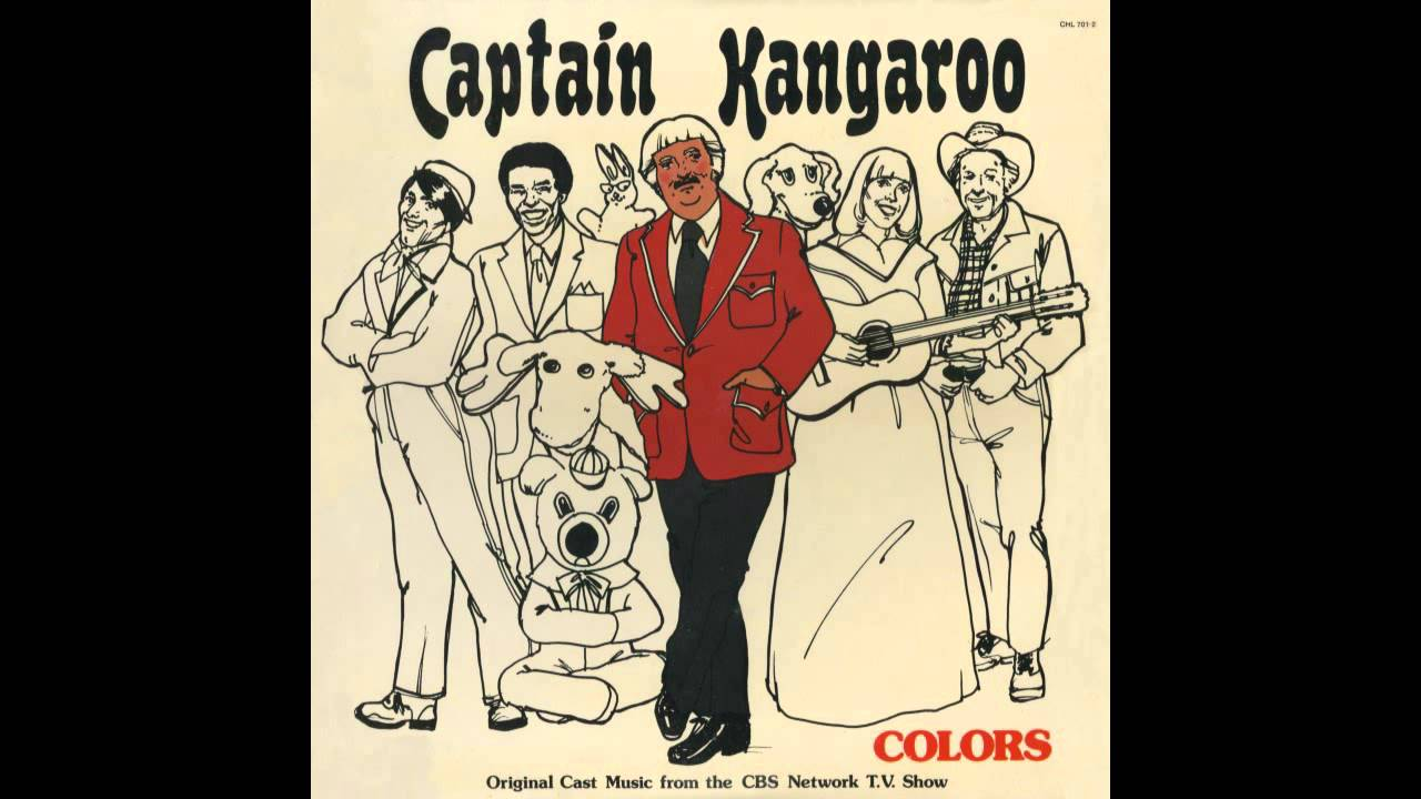 Y So Kangaroo Song Captain Kangaroo - Hav...