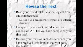 Critique literature review