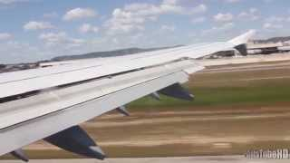 GO-AROUND  Lufthansa A321 RARE!! [FullHD]