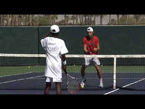 Ferrer Tennis Academy  - Colaborates with iTusa to help the Africa Tennis Foundation