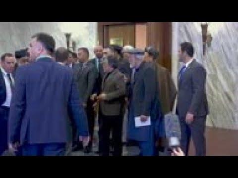 Taliban leader: Moscow Afghan talks 'fruitful' Mp3