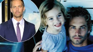 Paul Walker's Daughter Has Grown Up Now, And She's Paid Tribute To Her Dad In The Most Inspiring Way