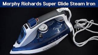 Morphy Richards Super Glide Steam Iron | Blue | Unboxing | King Tutorials