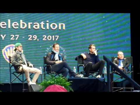 Harry Potter Film Talent Q&A @ A Celebration Of Harry Potter 2017