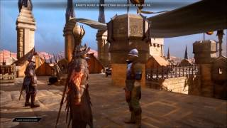 Dragon Age: Inquisition - The Western Approach part 3 of 3 - Coracavus and Echoback Canyon