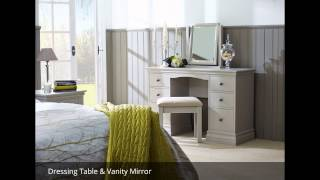 Corndell Annecy Painted Bedroom Furniture
