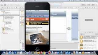 Xcode 4.3 RSS Feed Using dispatch_async ios 5 Part 2