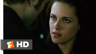 Twilight: New Moon (4/12) Movie CLIP - Kiss Me (2009) HD