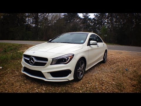 2014 mercedes cla 250 test drive review 0 60 mph acceleration race start test how to save. Black Bedroom Furniture Sets. Home Design Ideas