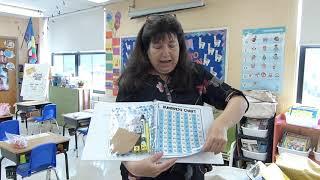 2nd Grade Virtual Classroom Tour