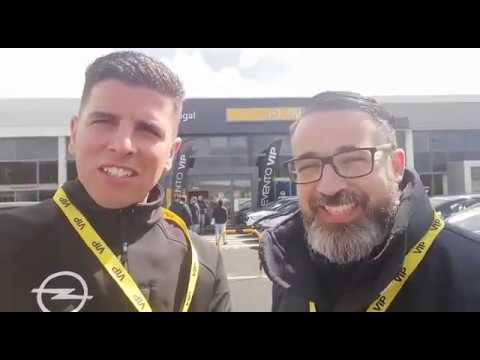 1º Evento VIP Opel 2019 na Santogal Abrunheira em Sintra!