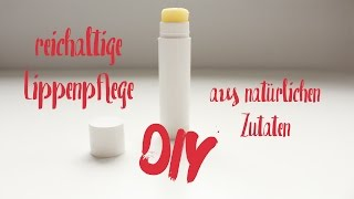 Video 💄DIY Lippenpflege | Lippenbalsam | Lip Balm selber machen - Kosmetik selbst gemacht download MP3, 3GP, MP4, WEBM, AVI, FLV Agustus 2018