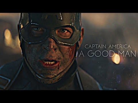 (Marvel) Steve Rogers | A Good Man